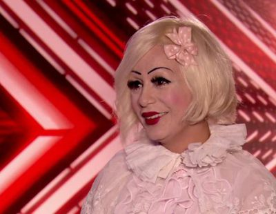 Sada Vidoo, la primera muñeca en participar en 'The X Factor'