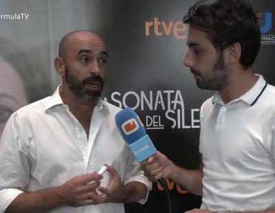 """Chani Martín ('La sonata del silencio'): """"Aun con menos dinero estamos haciendo series más potentes"""""""