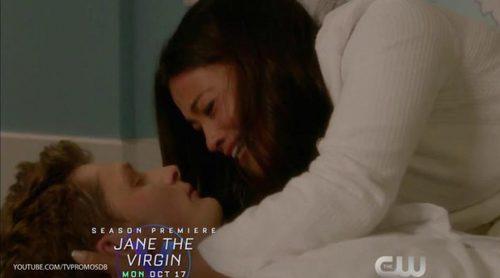 El drama se apodera del nuevo avance de la tercera temporada de 'Jane The Virgin'