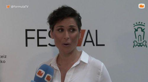 """Rosa López: """"Me encantaría hacer una actuación con Chenoa en 'Tu cara me suena'"""""""