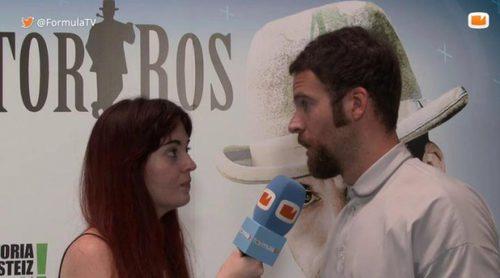 """Carles Francino: """"La segunda temporada de 'Víctor Ros' deja la puerta abierta a que continúe"""""""
