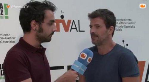 """Rodolfo Sancho: """"TVE ha recuperado público juvenil gracias a 'El Ministerio del Tiempo'"""""""