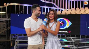 "Lara Álvarez: ""Me gustaría como experiencia vivir desde dentro 'Gran Hermano"""