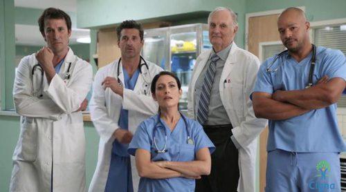 Los doctores de 'Anatomía de Grey', 'House', 'Urgencias', 'Scrubs' y 'M*A*S*H', juntos en un anuncio