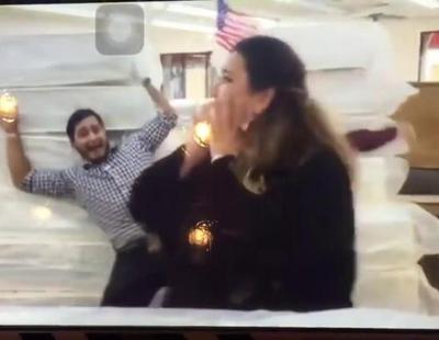 Indignación por un anuncio de colchones que se burla del 11-S