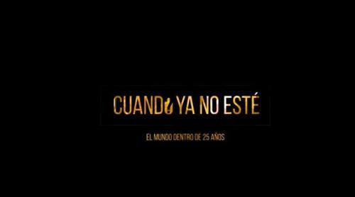 Iñaki Gabilondo te invita a curiosear en la nueva cabecera de 'Cuando ya no esté'