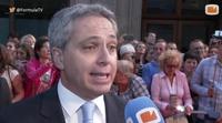 """Vicente Vallés ('Antena 3 noticias 2'): """"Estoy ilusionado y preocupado con mi salto al prime time"""""""