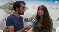 """Ana Morgade: """"La sombra de Eva Hache es muy alargada, me conformo siendo la segunda mejor en 'ECDLC'"""""""