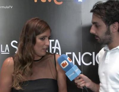 """Lucía Jiménez ('La sonata del silencio'): """"No creo que el público esté cansado de series de época"""""""
