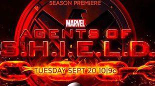 Ghost Rider se deja ver en el nuevo avance de la cuarta temporada de 'Agents of S.H.I.E.L.D'