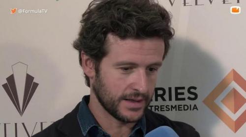 """Diego Martín ('Velvet'): """"Ha sido placentero disfrutar del final sabiendo que lo dejábamos en alto"""""""