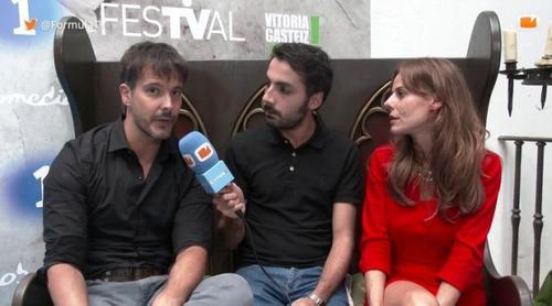 David Janer y Miryam Gallego se despiden de 'Águila Roja' y hacen balance tras 7 años