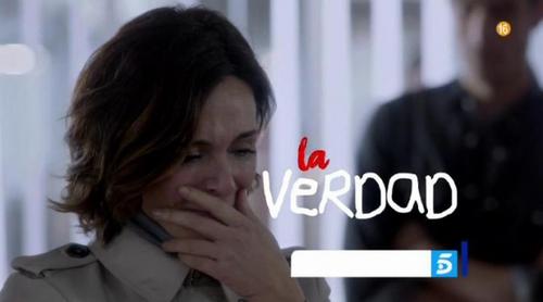 'La verdad': Paula regresa a casa en el primer avance de la nueva serie de Mediaset