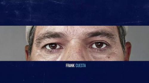 Frank Cuesta, Jorge Luengo, David Beriain y Antonio Díaz dan la bienvenida a la nueva DMAX