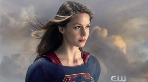 La chica de acero despega en la primera promo de 'Supergirl' para The CW