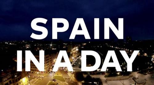 """Tráiler oficial de """"Spain in a day"""""""
