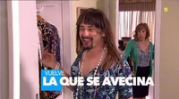 Telecinco promociona el regreso de la novena temporada de 'La que se avecina' con Antonio Recio travestido