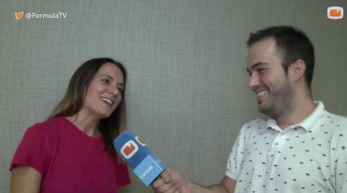 """Eva Santolaria: """"Tenemos un proyecto juntos todos los actores de 'Compañeros'"""""""