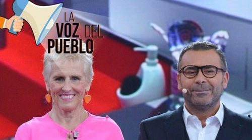 La Voz del Pueblo: ¿Quién presenta mejor 'Gran Hermano': Mercedes Milá o Jorge Javier Vázquez?