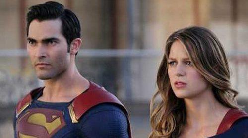 El Superman de Tyler Hoechlin entra en acción en la nueva promo de 'Supergirl'