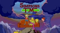 Así es la cabecera de 'Los Simpson' dedicada a 'Hora de aventuras'