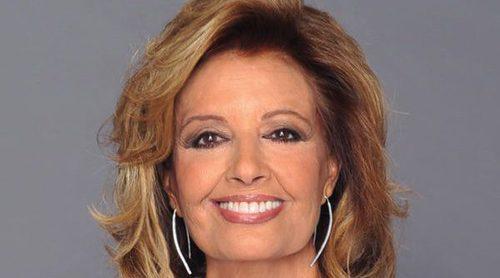 """María Teresa Campos: """"Profesionalmente no me queda nada por hacer"""""""