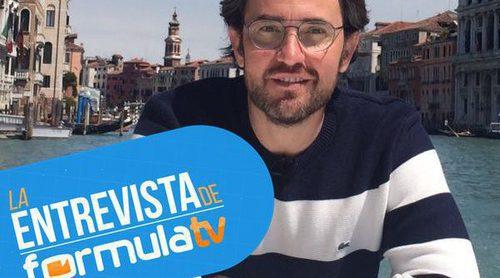 """Màxim Huerta: """"No es lícito que los medios hablen de la vida privada de Sandra Barneda y María Casado"""""""