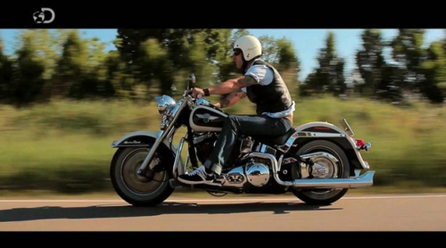 'Harley and the Davidsons': Un estreno 'sobre ruedas' en Discovery Channel