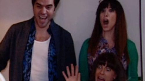 'La que se avecina': Antonio Recio se desnuda en la nueva promo de la novena temporada