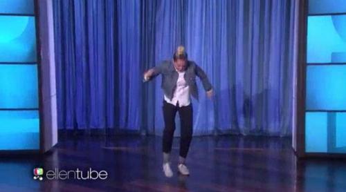 Miley Cyrus realiza una divertida presentación en 'The Ellen Degeneres Show'