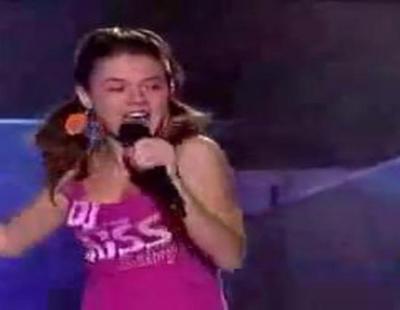 Así fue la actuación de Lydia Fairen en Eurojunior 2004 antes de su paso por 'La Voz'