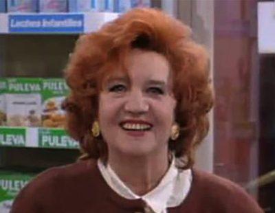 Así era el divertido personaje de Amparo Valle en la mítica serie 'Farmacia de guardia'