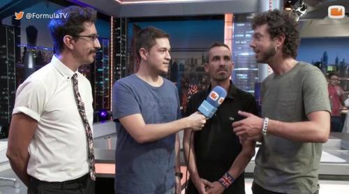 """Juan Ibáñez y Damián Mollá: """"Queremos que venga José Mª Aznar a 'El hormiguero'"""""""