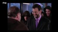 Mariano Rajoy utiliza su posición para dar un trato de favor a la iglesia en 'Jacinto Durante Representante'