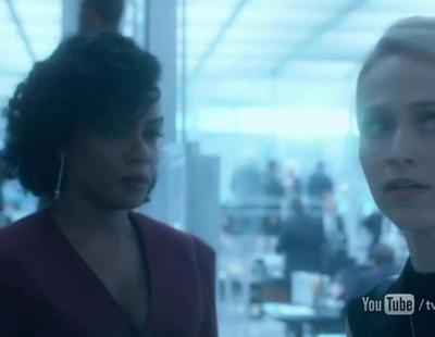 Alex se infiltra entre los terroristas de 'Quantico' en el tercer episodio de la T2