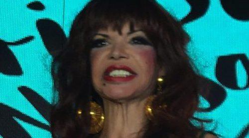 Así ha sido la exitosa reaparición de Cristina 'La Veneno' cantando