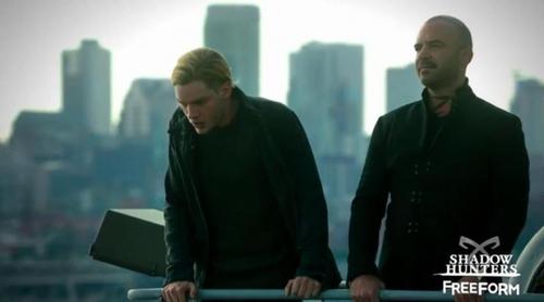 Jace explora el lado oscuro en el avance de la T2 de 'Shadowhunters'