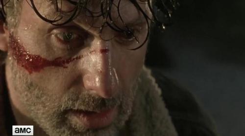 'The Walking Dead': el tenso encuentro entre Negan y Rick que descarta la muerte de un protagonista