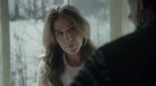 Frances intentará parar a Robert en su plan de contarle a los niños que se van a divorciar en 'Divorce'