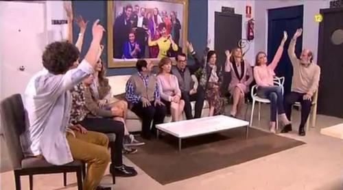 Promo del próximo episodio de 'La que se avecina' con Eloy Azorín de actor invitado