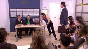 'La que se avecina': Fermín huye de la junta de vecinos en el próximo episodio de la serie