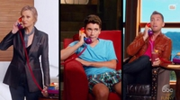 RuPaul, Jane Lynch y Lance Bass protagonizan un divertido cameo en la serie 'The Real O'Neals'
