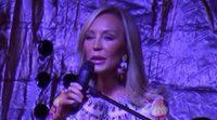 Carmen Lomana se equivoca de gentilicio en el pregón de Ojén