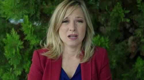 Promo 'Olmos y Robles': Isa, visiblemente perjudicada, reclama ayuda en la búsqueda de la desaparecida Arrea