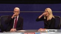 """'Saturday Night Live' presenta un divertido sketch: """"Bienvenidos al segundo y peor debate presidencial"""""""