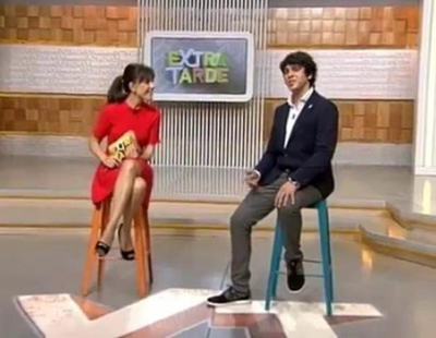 """Así se paseaba el creador del """"fraude"""" de Zetta en Canal Extremadura"""