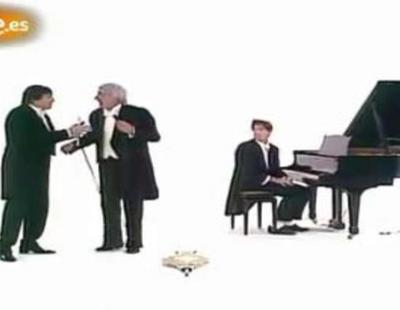 'El mar, idiota, el mar', uno de los sketches televisivos más recordados de Miliki