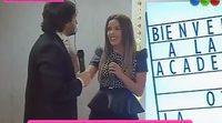 Beatriz Luengo entra en la Academia de 'OT: La banda'