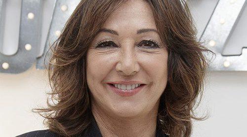 """Ana Rosa Quintana: """"No tendría mi propio reality, mi vida personal es el reducto que me queda"""""""