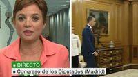 Una ilusión óptica en 'laSexta noticias' convierte a los periodistas en Felipe VI